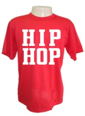Camiseta HIP HOP