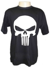 Camiseta O Justiceiro the punisher