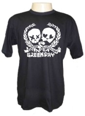 Camiseta Green Day 21st Century Breakdown