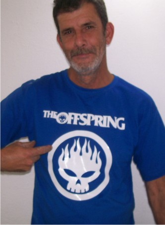 Camiseta The Offspring 1